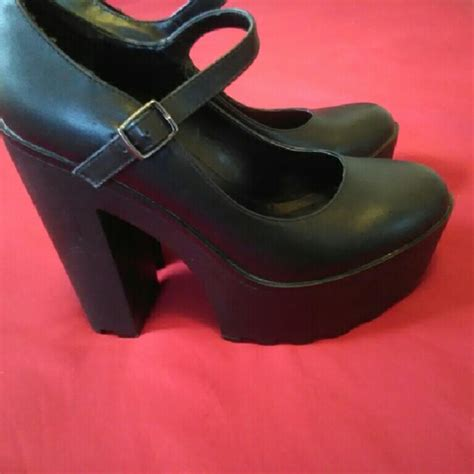 36 soda shoes baby doll platform shoes from leslie