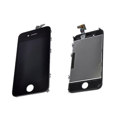 frontal display lcd apple iphone   preto maniacelular