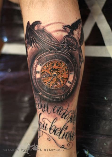 liam payne tattoo bedeutung pocket watch n swallows robert witczuk tattoos