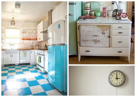 add style to your kitchen with retro appliances 15 essential design elements for a perfectly retro kitchen