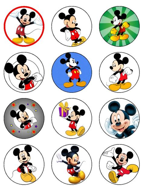 Mickey Mouse Cake Template by Mickey Mouse Cakes Topper Mickey Mouse Invitations Templates