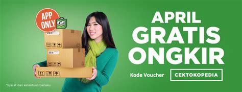 bukalapak gratis ongkir oktober 2017 wew selama bulan april tokopedia berikan layanan gratis