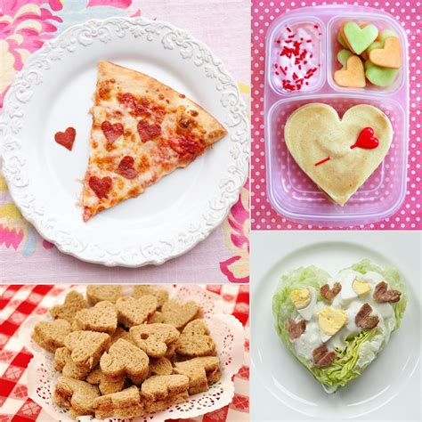 valentines food ideas s day lunch ideas for popsugar