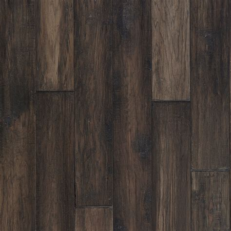 Mountain View Hickory Engineered Hardwood Rustic Plank