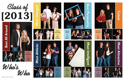 yearbook superlatives layout bulldog greenwood high school greenwood ar jostens