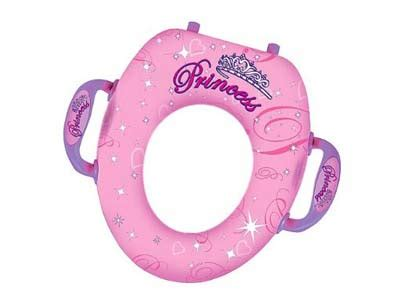 princess toilet seat munchkin deluxe potty seat a potty seat fit for a