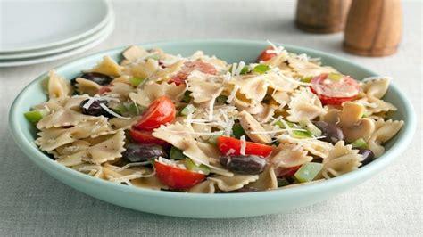 paula s italian pasta salad recipes food network uk