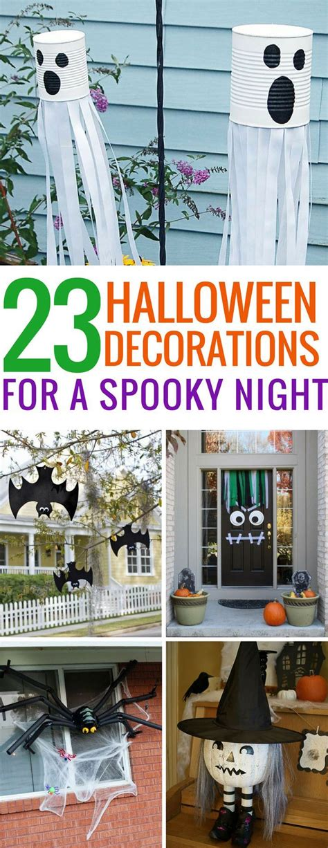 turn your home spooky with these easy halloween best 10 spooky halloween ideas on pinterest spooky