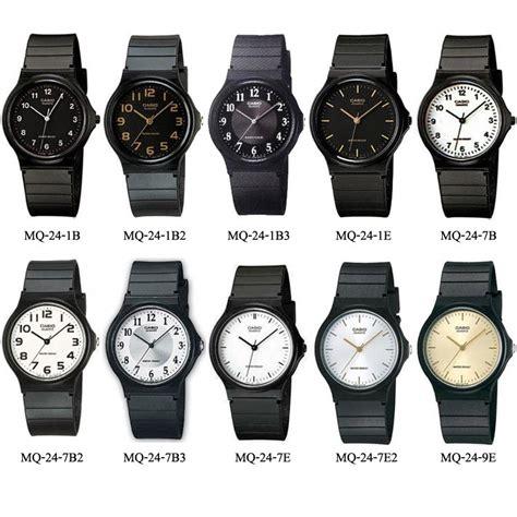 Casio Mq 24 1e Original Unisex jam tangan casio analog mq 24 original dan bergaransi