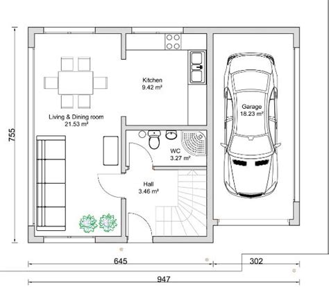 cube house design layout plan cube house plans home design