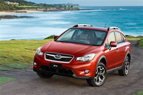 2012 subaru xv australian prices and specifications