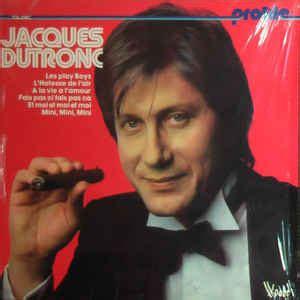 jacques dutronc vinyl jacques dutronc jacques dutronc vinyl germany 0