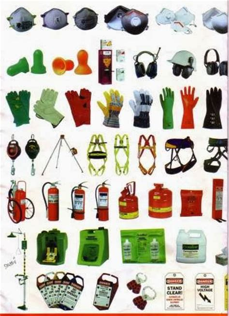 gambar alat  kesehatan  keselamatan kerja