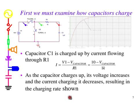 capacitor constant current ppt experiment 7 555 timer powerpoint presentation id 300783