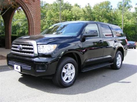 2009 Toyota Sequoia For Sale Used 2009 Toyota Sequoia Sr5 4x4 For Sale Stock 6619w