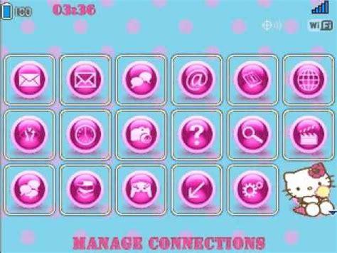 themes blackberry 9300 hello kitty premium hello kitty treat blackberry theme 8330 8500