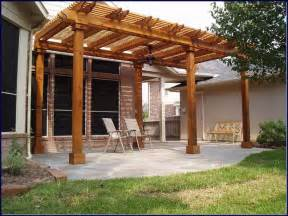 Pergola Patio Cover Plans Patio Covers And Pergolas In The Woodlands Hortus