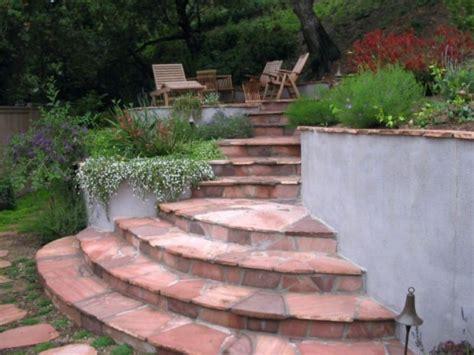 Hillside Patio by Pleasing Patio Designs Diy