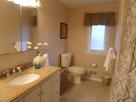 split level bathroom split level ranch traditional bathroom new york by