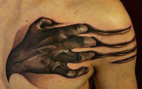 Tattoo 3d Milano | tatuaggi in 3d foto dei pi 249 belli qnm
