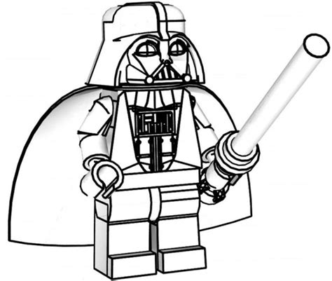 darth vader coloring pages coloring home