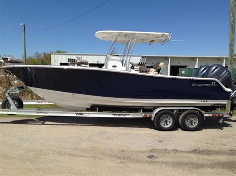 sportsman boats helm pad sportsman open 252 boats for sale