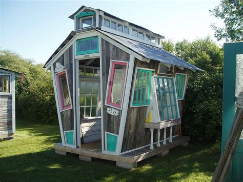 Cool Tool Shed by Funky Garden Shed 1001 Gardens