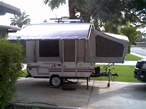 Awnings For Trailers by Fiamma F35 Awning Popupbackpacker