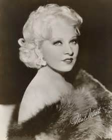 haired actresses of the 1930s 1930s style icon mae west 1930 s hairstyles zimbio