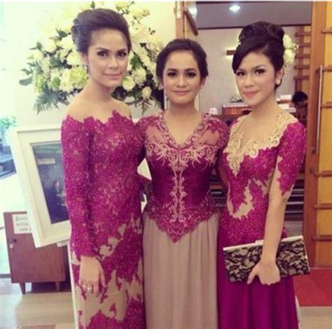 Baju Bridesmaid Jakarta 630 best model kebaya images on baju kurung batik dress and evening gowns