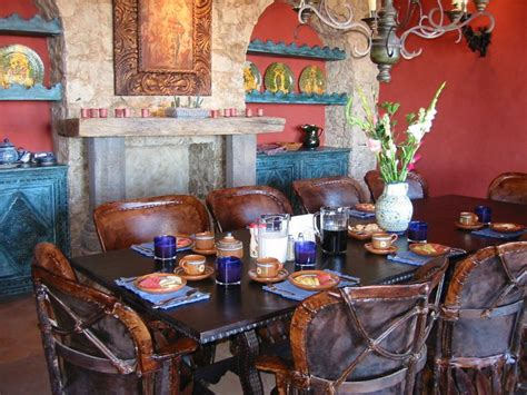 mexican style decorations for home 25 best ideas about mexican dining room on