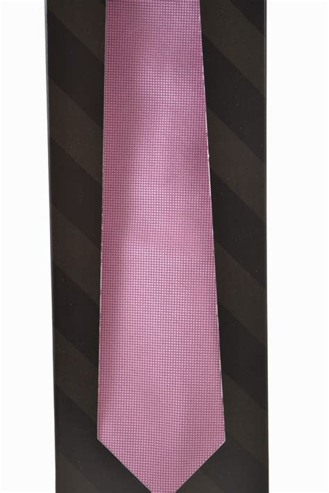 pillow tie solid pink