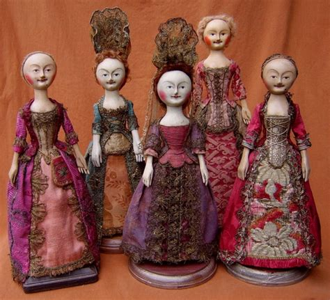 fashion doll 17th century 18th century fashion intothebook