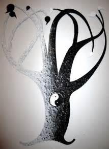 yin yang tree tattoo yin yang tree yin and yang