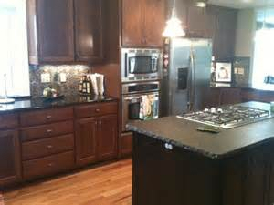 how can i brighten up my kitchen my kitchen has black