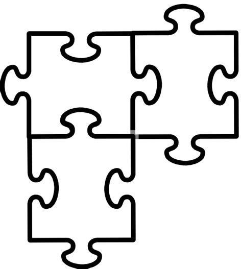 pattern of small white clouds crossword puzzle piece beads wholesale autism puzzle piece