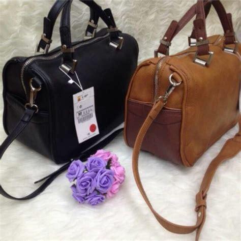 Tas Wanita Zara Changeable Crossbody Bag Original jual tas zara speedy original handbag wanita almira197