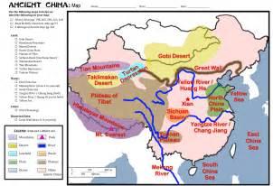 Ancient China Map ancient china map bing images