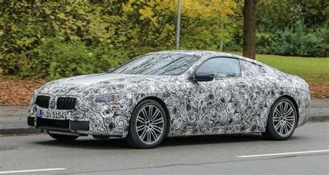 bmw fires the imagination with 2018 8 series coupe