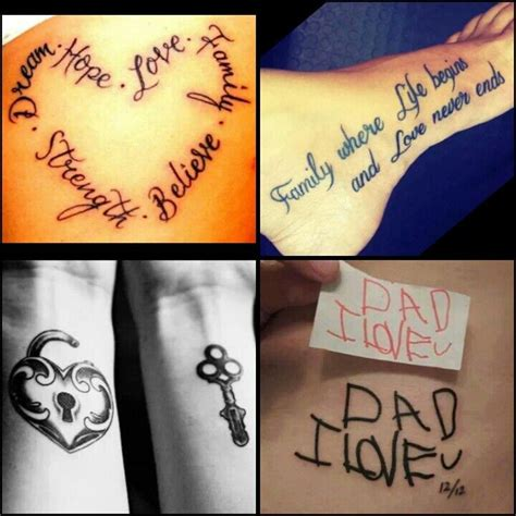 meaningful tattoos couples meaningful quotes about family