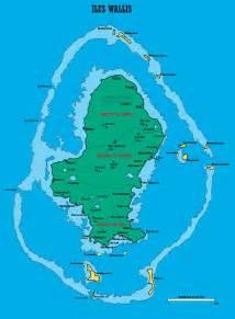 wallis island map wallis islands mappery