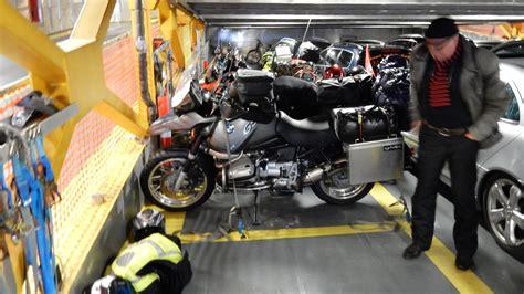 wann müssen motorräder zur hauptuntersuchung infos zur f 195 164 hrverbindung hirtshals kristiansand