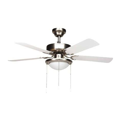 canarm eclipse cf9042551s 42 inch 5 blade ceiling fan with