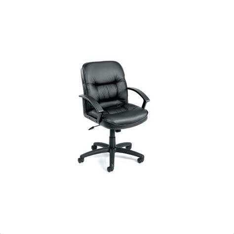 B7306 Black black mid back adjustable office chair b7306
