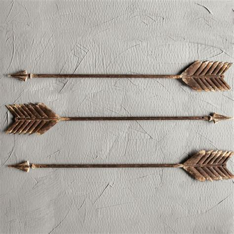 Rustic Kitchen Canisters metal arrow wall decor da3497