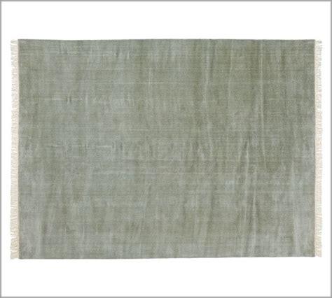 fringed loomed rug blue smoke traditional rugs