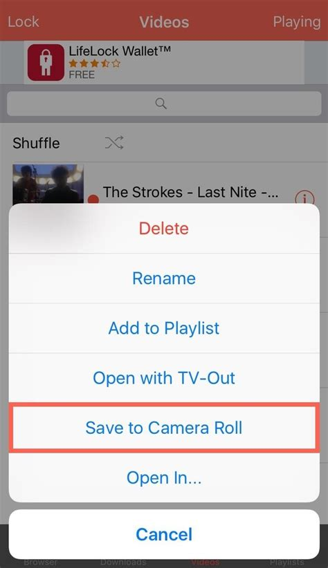 how to save from iphone how to save directly to your iphone s roll 171 ios iphone gadget hacks