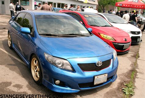 Toyota Camry Stance Event Coverage Krown Lakeshore Show Shine Stance Is