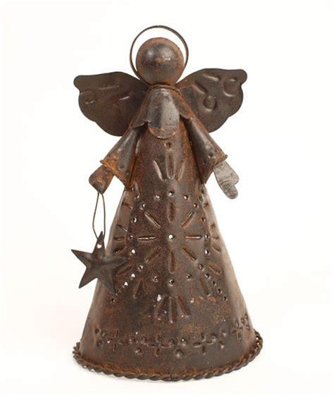 rusty tin angel primitive sale sales