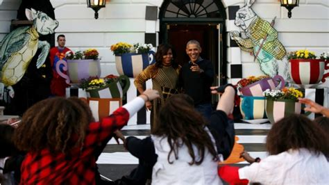 michelle obama halloween watch the obamas rock to michael jackson s thriller at